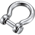 Bow Shackle with Square Head Pin