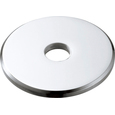 Round Plate,Bright Polished