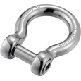 Bow Shackle with Hex Socket Pin and O-Ring