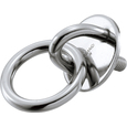 Round Eye Bolt with Ring