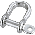 Semi Round D-Shackle