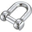 D-Shackle with Square Head Pin
