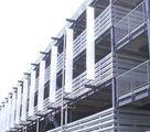懸垂幕装置システム 納入実績3
