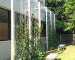 壁面緑化ワイヤーブラケットシステム 納入実績5